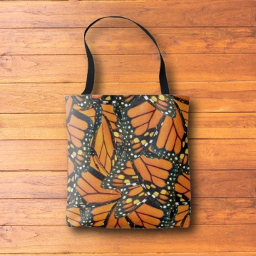 Morton Design House Mariposa Collection Tote Bag