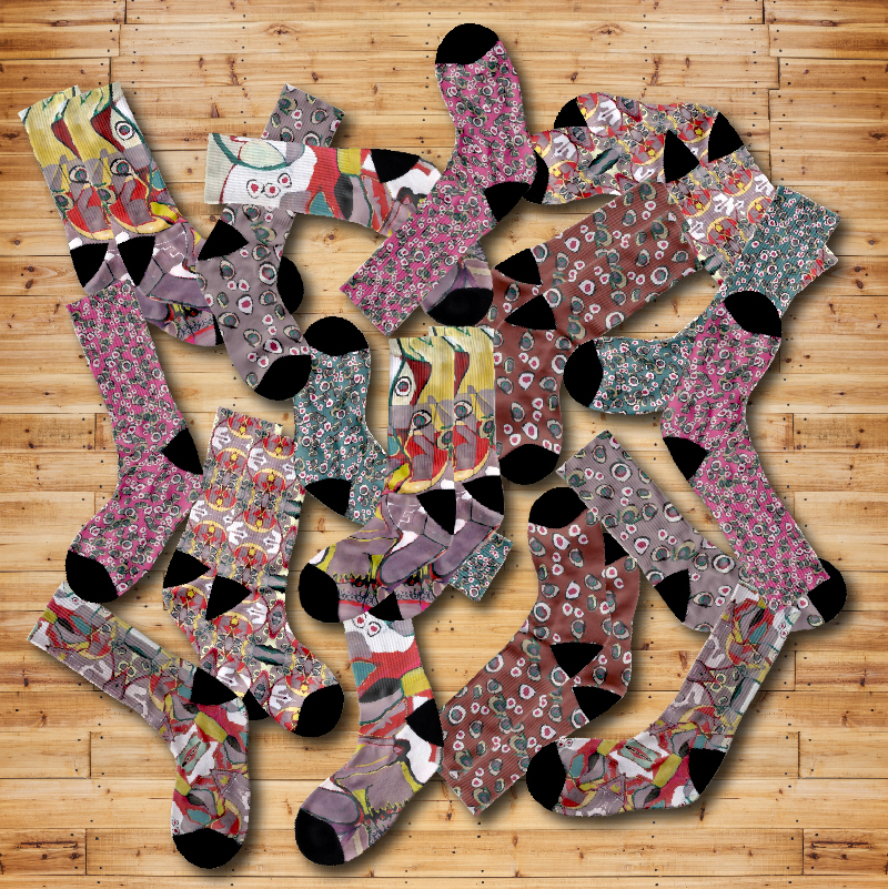 medici-gardens-socks-zazzle-susan-c-price