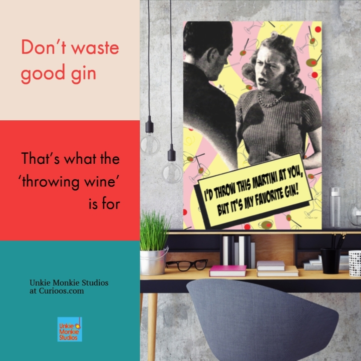 UMS-favorite-gin-poster-curioos-ad