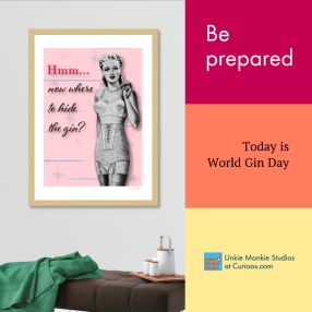 UMS-hide-the-gin-poster-curioos-ad