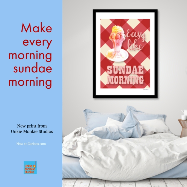 UMS-sundae-morning-poster-ad-curioos